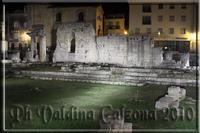 Tempio di Apollo..in una notte di maggio-Siracusa Ph Valdina Calzona 2010  - Siracusa (2735 clic)