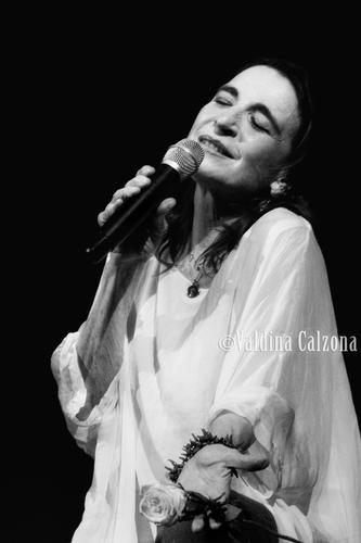 Lina Sastri Fotografia di Valdina Calzona - CATANIA - inserita il 30-Jan-20