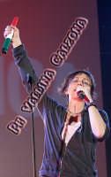 La unica, insuperabile, grintosa ed 'inimitabile' Gianna Nannini in concerto al Palacatania-Marzo 2008-Foto Valdina Calzona  - Catania (1047 clic)