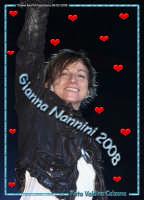Ultime modifiche fatte alla foto della grande Gianna Nannini- 16 Marzo 2008 Ph Valdina Calzona  - Catania (1215 clic)