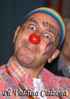 Un simpatico Clown ad Insieme- Aprile 2008 Ph Valdina Calzona  - Catania (1279 clic)