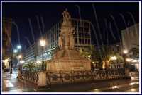 Monumento del Vincenzo Bellini..Piazza Stesicoro. Catania Ph Valdina Calzona 2009  - Catania (3717 clic)
