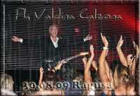 Claudio Baglioni in concerto a Ragusa. Ph Valdina Calzona 2009  - Ragusa (3319 clic)