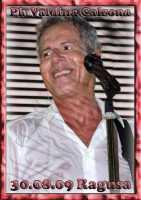 Claudio Baglioni in concerto a Ragusa. Ph Valdina Calzona 2009  - Ragusa (4225 clic)