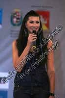 Luisa Corna (Madrina della serata) al Top Sprint, Teatro Metropolitan-Dicembre 2007  - Catania (1064 clic)