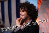 Francesco Renga ospite alla trasmissione Insieme- Febbraio 2008- Foto Valdina Calzona  - Catania (1705 clic)