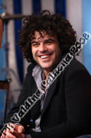 Francesco Renga ospite alla trasmissione Insieme- Febbraio 2008- Foto Valdina Calzona  - Catania (1348 clic)