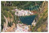 Laghetti di Cavagrande, Avola. Agosto 2009 Ph Valdina Calzona  - Avola (6671 clic)