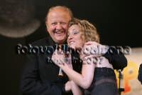 Massimo Boldi e Irene Grandi al Top Sprint, Teatro Metropolitan-Dicembre 2007  - Catania (1081 clic)