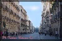 Via Etnea. Ph Valdina Calzona Ottobre 2008  - Catania (3910 clic)