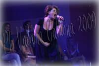 Manuela Villa ad Insieme.. 12.01.09 Ph Valdina Calzona  - Catania (3582 clic)