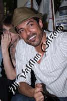 Alessandro Gassman in conferenza stampa all'hotel Timeo. Giugno 2008 Ph Valdina Calzona  - Taormina (2005 clic)