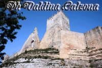 Il castello di lombardia-Enna..Aprile 2008 Ph Valdina Calzona  - Enna (1709 clic)