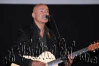 Mario Venuti al teatro greco. Giugno 2008 Ph Valdina Calzona  - Taormina (2140 clic)