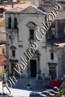 La piccola chiesa del paese.. Ph Valdina calzona  - Fiumedinisi (3185 clic)