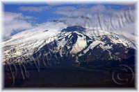 La Signora..L'Etna. Ph Valdina Calzona 2009  - Catania (3758 clic)
