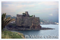 Il meraviglioso Castello sul mare di Acicastello.. Ph Valdina Calzona 2009  - Aci castello (3867 clic)
