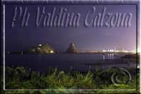Acitrezza di notte. Ph Valdina Calzona  Marzo 2009  - Aci trezza (3836 clic)