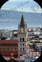 In un freddo pomeriggio di novembre un bellissimo panorama della calabria visto dalla zona panoramica di messina. Ph valdina Calzona 2008  - Messina (1810 clic)