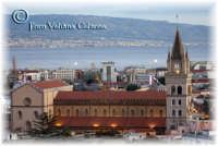 In un freddo pomeriggio di novembre un bellissimo panorama della calabria visto dalla zona panoramica di messina. Ph valdina Calzona 2008  - Messina (1435 clic)