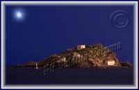 Isola Lachea di notte, Acitrezza. Ph Valdina Calzona Marzo 2009   - Aci trezza (4810 clic)