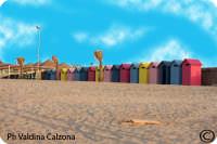 Playa di Catania all'alba. Ph Valdina Calzona 2009  - Catania (3976 clic)