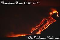 Eruzione dell'Etna (7118 clic)
