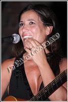 Paola Turci alle Ciminiere. Ph Valdina Calzona 2010  - Catania (2510 clic)