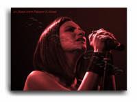 Laura Pausini in concerto al Palasport di Acireale. Marzo 2009 Ph Valdina Calzona  - Acireale (3355 clic)