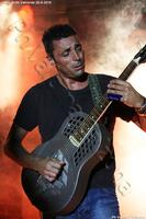 Alex britti in concerto a Valverde. Ph Valdina Calzona 2010  - Valverde (3205 clic)