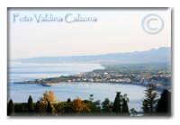 Giardini Naxos ripresa dall'alto, da Taormina. Ph Valdina Calzona 2009  - Taormina (4422 clic)