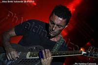 Alex britti in concerto a Valverde. Ph Valdina Calzona 2010  - Valverde (4044 clic)