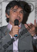 Vincenzo Salemme al teatro metropolitan per il trailer film fest. Settembre 2008 Ph Valdina Calzona  - Catania (1132 clic)