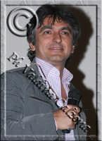 Vincenzo Salemme al teatro metropolitan per il trailer film fest. Settembre 2008 Ph Valdina Calzona  - Catania (974 clic)