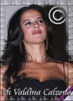Tiziana Lodato al teatro metropolitan per il trailer film fest. Settembre 2008 Ph Valdina Calzona  - Catania (2196 clic)