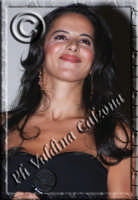 Tiziana Lodato al teatro metropolitan per il trailer film fest. Settembre 2008 Ph Valdina Calzona  - Catania (1273 clic)