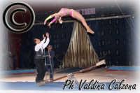 Circo Bizzarro..Gennaio 2009 Ph Valdina Calzona  - Catania (4021 clic)