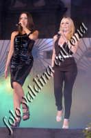 Paola e Chiara a Viagrande- Agosto 2007  - Viagrande (2481 clic)