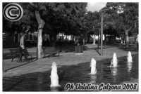 Un pomeriggio in Piazza Palestro. Ph Valdina Calzona  - Catania (1469 clic)