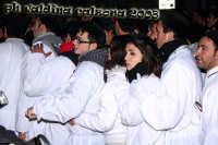 Devoti in coda davanti S. Agata- Foto Valdina Calzona 2008  - Catania (1844 clic)