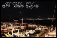 Porto di Messina con il panorama della Calabria..Agosto 2008 Ph Valdina Calzona  - Messina (2054 clic)