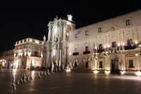 piazza duomo-ph valdina calzona  - Siracusa (1377 clic)