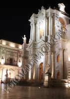la bella e luminosa cattedrale-ph valdina calzona  - Siracusa (1545 clic)