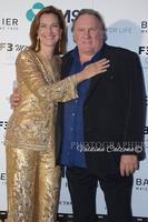 Gérard Depardieu e Carole Bouquet  Ph Valdina Calzona (1303 clic)