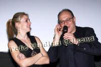 Claudia Gerini e Carlo Verdone al cinema Planet di Catania per la presentazione del nuovo film: Grande Grosso e Verdone. Febbraio 2008 Ph Valdina Calzona  - Catania (1241 clic)