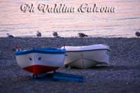 Alba sulla spiaggia di Milazzo..Agosto 2008 Ph Valdina Calzona  - Milazzo (1975 clic)