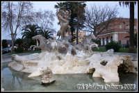 Bellissima Fontana del Ratto di Proserpina in Piazza Giovanni XXIII ...detta 'a funtana dei centu cavaddi'(Zona Stazione) Aprile 2008- Ph Valdina Calzona  - Catania (2103 clic)