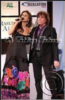 Ramona Badescu e Stefano D'Orazio. Ph Valdina Calzona 2010  - Catania (2945 clic)