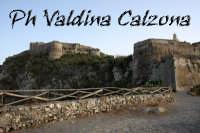 Il Castello di Milazzo.. Agosto 2008 Ph Valdina Calzona  - Milazzo (2115 clic)