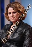La cantante Tosca alla trasmissione Insieme-Marzo 2008 Ph Valdina Calzona  - Catania (1252 clic)
